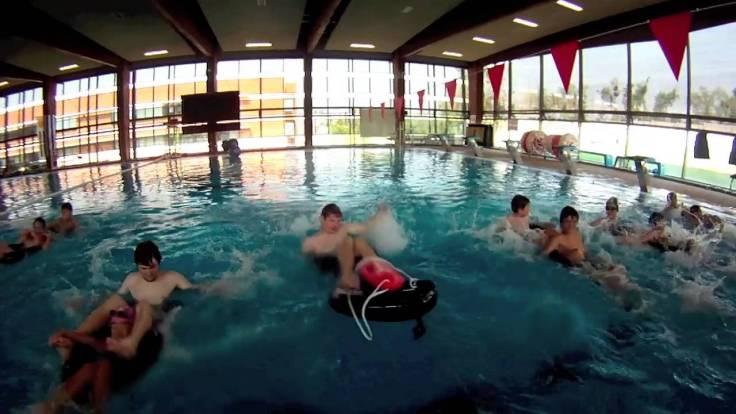 natacion verano santiago